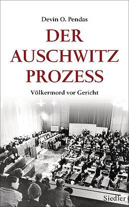 Der Auschwitz-Prozess [Version allemande]