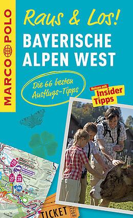 Bayerische Alpen West [Version allemande]