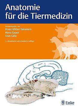 Anatomie für die Tiermedizin [Version allemande]