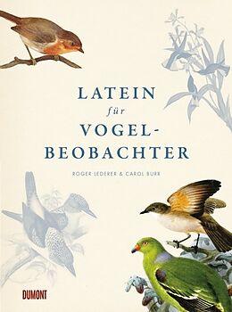 Latein für Vogelbeobachter [Versione tedesca]
