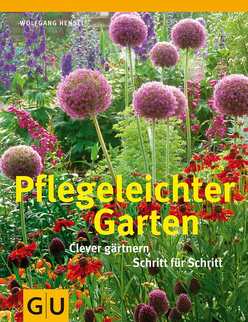 Pflegeleichter Garten Wolfgang Hensel : Pflegeleichter Garten  Wolfgang Hensel  Buch kaufen  exlibrisch