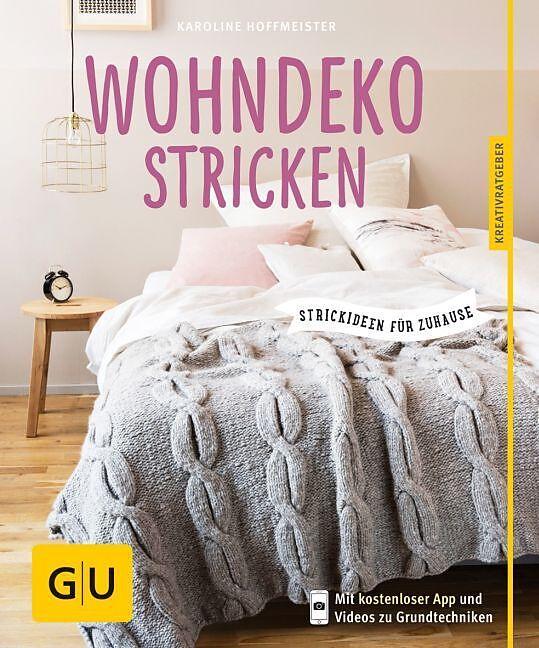 Wohndeko Stricken Karoline Hoffmeister Buch Kaufen