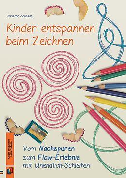 Kinder entspannen beim Zeichnen [Versione tedesca]