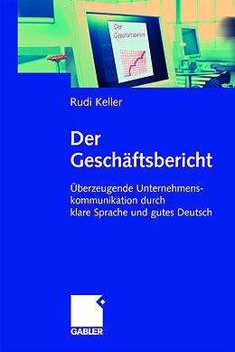 Der Geschäftsbericht [Version allemande]