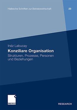 Konziliare Organisation [Version allemande]