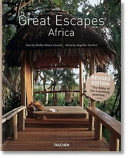 Great Escapes Africa. Updated Edition [Version allemande]