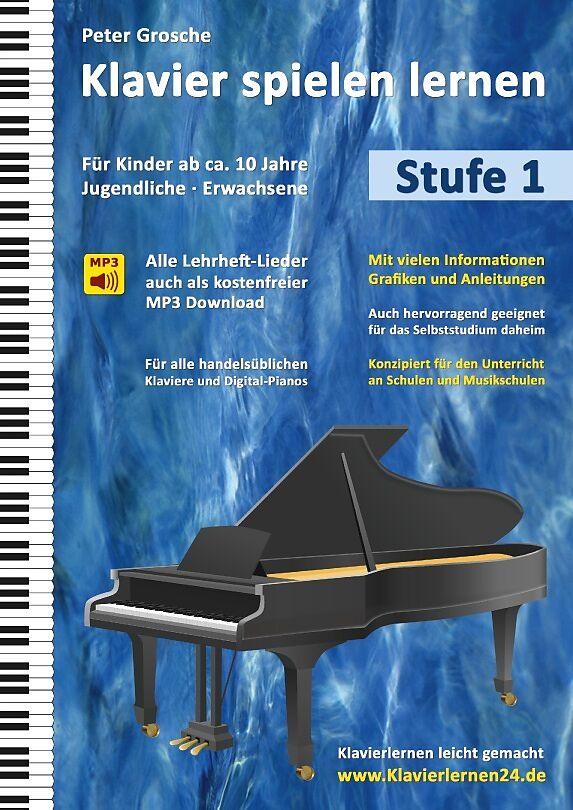Klavier Spielen klavier spielen lernen stufe 1 grosche buch kaufen exlibris ch