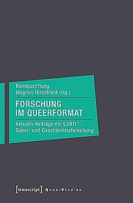 Forschung im Queerformat [Versione tedesca]