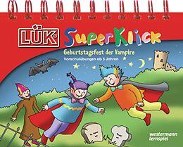 LÜK-SuperKlick. Vorschulübungen [Versione tedesca]