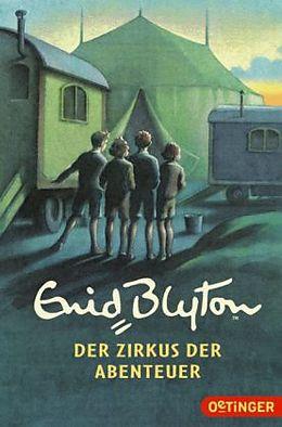 Der Zirkus der Abenteuer [Versione tedesca]