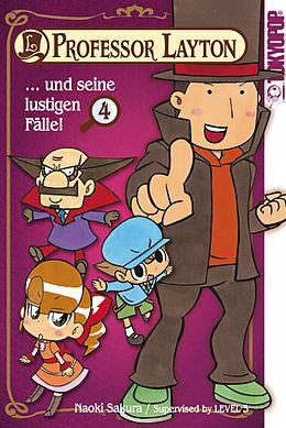 Professor Layton 04 [Version allemande]