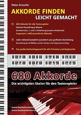 Akkorde finden leicht gemacht [Versione tedesca]