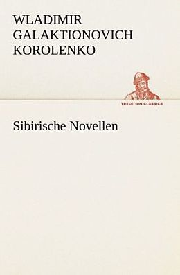 Sibirische Novellen [Versione tedesca]