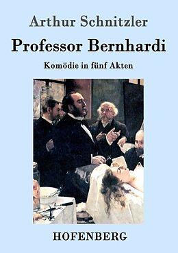 Professor Bernhardi [Version allemande]