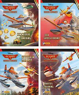 Nelson Verkaufspaket. Disney Planes 2 - Immer im Einsatz 1-4 [Versione tedesca]