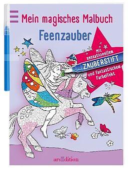 Mein magisches Malbuch Feenzauber