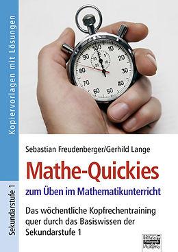 Brigg: Mathematik. Mathe-Quickies zum Üben im Mathematikunterricht [Versione tedesca]