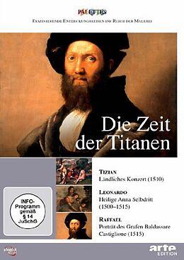 Die Zeit der Titanen: Tizian - Leonardo - Raffael [Versione tedesca]