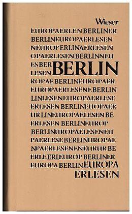 Europa Erlesen. Berlin [Version allemande]