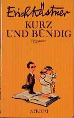 Kurz und bündig [Version allemande]
