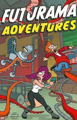 Futurama Adventures [Versione tedesca]