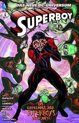 Superboy 04. Das Geheimnis über Superboys Herkunft