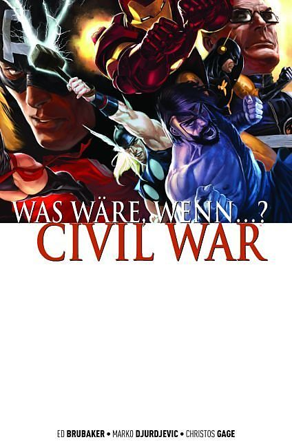 was w re wenn civil war ed brubaker buch kaufen. Black Bedroom Furniture Sets. Home Design Ideas