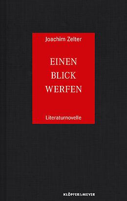Einen Blick werfen [Versione tedesca]