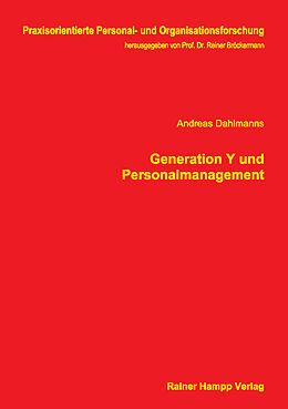 Generation Y und Personalmanagement [Version allemande]