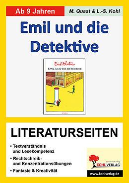 Emil und die Detektive / Literaturseiten [Version allemande]