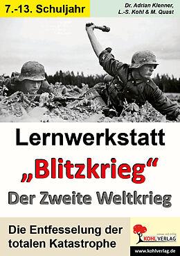 Lernwerkstatt - Blitzkrieg Der Zweite Weltkrieg