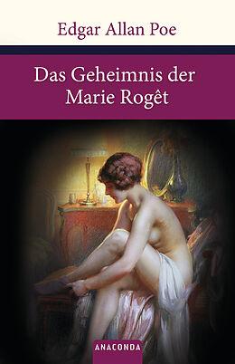 Das Geheimnis der Marie Rôget [Version allemande]