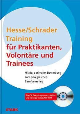 bewerbung beruf karriere training fr praktikanten volontre und trainees jrgen hesse hans christian schrader - Hesse Schrader Bewerbung