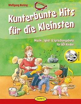Kunterbunte Hits für die Kleinsten [Versione tedesca]