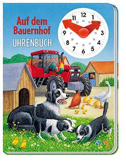 Uhrenbuch Auf dem Bauernhof [Version allemande]