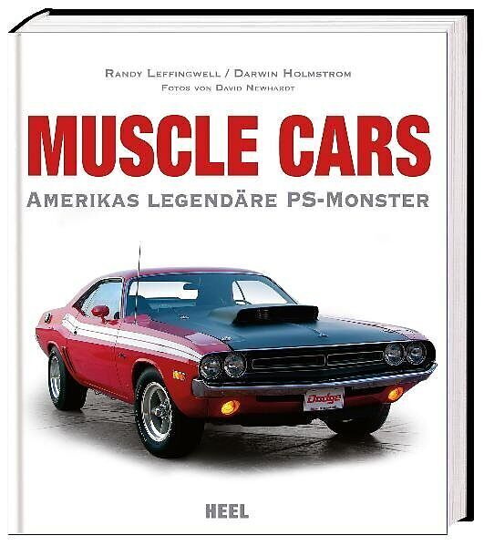 muscle cars randy leffingwell darwin holmstrom buch kaufen. Black Bedroom Furniture Sets. Home Design Ideas