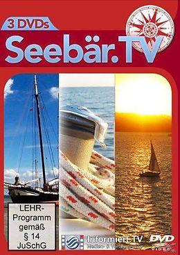 Seebär.TV: Medizin an Bord, Das Stromdreieck, Knotenkunde DVD-Box [Version allemande]