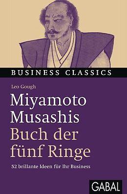 Miyamoto Musashis Buch der fünf Ringe [Version allemande]