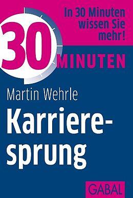 30 Minuten Karrieresprung [Versione tedesca]