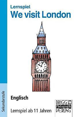 Lernspiele - Englisch. We visit London [Version allemande]