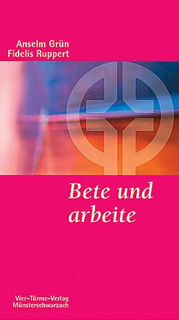 Bete und arbeite [Version allemande]