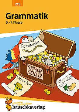 Grammatik 5. - 7. Klasse [Versione tedesca]