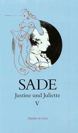 Justine und Juliette 05. Justine und Juliette 05 [Versione tedesca]