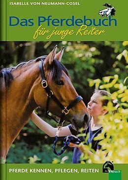 Das Pferdebuch für junge Reiter [Versione tedesca]