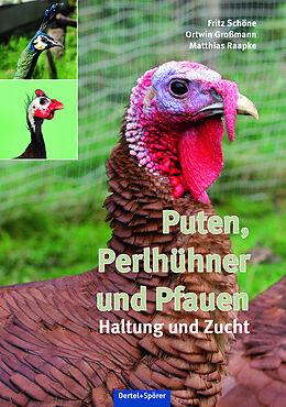 Puten, Perlhühner und Pfauen [Version allemande]