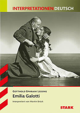Emilia Galotti. Interpretationshilfe Deutsch [Version allemande]