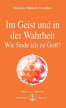 Im Geist und in der Wahrheit [Versione tedesca]