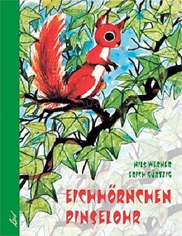 Eichhörnchen Pinselohr [Versione tedesca]