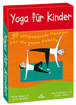 Yoga für Kinder [Versione tedesca]