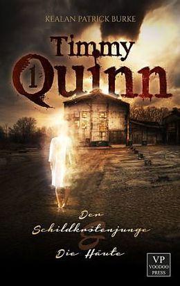Timmy Quinn 01 [Version allemande]